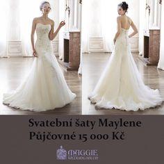 Svatební šaty Maylene  #svatebnisaty #svatba #svatby #svatebnisalon #svatebnistudio #saty #MaggieSottero #nevesta #satypronevestu