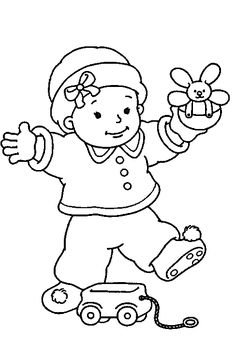 baby coloring pages my design world