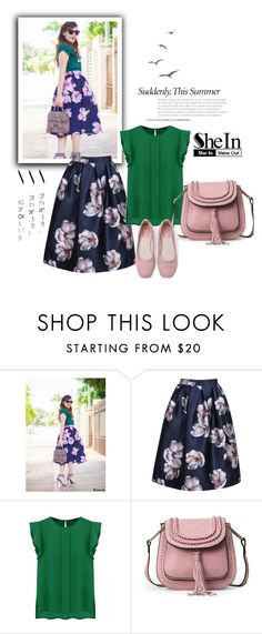 """""""SheIn 10/I"""" by nermina-okanovic ❤ liked on Polyvore featuring shein"""