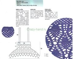 Crochetemoda: Batas