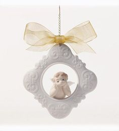Lladro A Wish Of Hope Ornament Retired. #Lladro #Statue #Sculpture #Decor #Gift #gosstudio .★ We recommend Gift Shop: http://www.zazzle.com/vintagestylestudio ★
