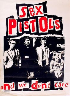 """""""getbackvassifer: I had this on my wall in college. Music Mojo, Goth Music, Band Posters, Music Posters, Cool Bands, Rock N Roll, Album Covers, Punk, Pistols"""