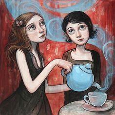 Искусство здоровья: Чайная пауза