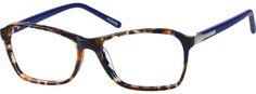 TortoiseshellSophisticated Square Eyeglasses4420425