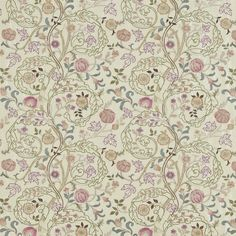 The Original Morris & Co - Arts and crafts, fabrics and wallpaper designs by William Morris & Company | Products | British/UK Fabrics and Wallpapers | Mary Isobel Embroideries (DM6E230339) | Archive Embroideries