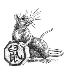 Chinese Astrology: The Rat – 1960,1972,1984, 1996
