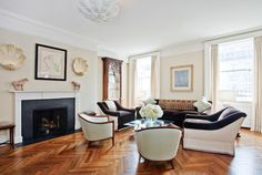 NYC Prewar Apartments - Prewar Architecture Guide - House Beautiful Notice the framed & molded arches in one  picture