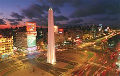 Can't wait to be in Buenos Aires!!