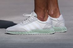 best website 3b42d ba3c7 adidas Iniki With FUTURECRAFT 4D Gets First On-Feet Look