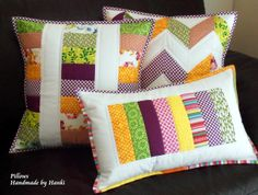 Handmade by Hanki: Pillows / Polstare