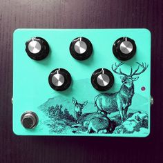 Pedal effect by Effectivy Wonder Pedals