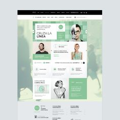 IPECC Redesign - julianpg #web #design