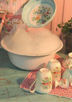 petitepoupee:    Vaisselle