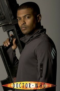 Doctor Who - Mickey<<< can I just say how much I love Mickeys growth over the course of the show! How he went from total wimp to extreme gun toting hero! Rose And The Doctor, I Am The Doctor, Doctor Who 2005, Eleventh Doctor, Noel Clarke, Bbc Tv Series, Torchwood, David Tennant, Dr Who