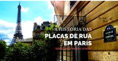 Paris é tão rica em história que só andando por ela para aprender de verdade…