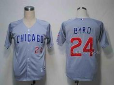 http://www.xjersey.com/cubs-24-byrd-grey-jerseys.html CUBS 24 BYRD GREY JERSEYS Only $34.00 , Free Shipping!