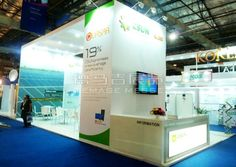 CSUN Mumbai, India,English Booth Design,CSUN SOLAR Exhibition Hall Planning【Demage English Exhibition Company】