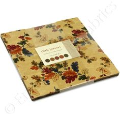 Moda Oak Haven Layer Cake by Kansas Troubles Quilters