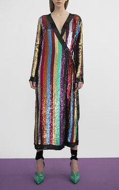 Attico Fall 2017 Ready-to-Wear Collection Photos - Vogue Fashion Week, Fashion 2017, Latest Fashion Trends, High Fashion, Fashion Show, Womens Fashion, Fashion Design, Ballet Fashion, Fall Winter 2017