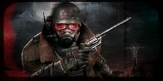 New California Ranger - Fallout: New Vegas Concept Art