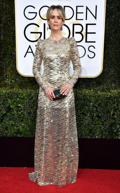 Golden Globes 2017: See What Everyone Wore on the Red Carpet Photos   W Magazine