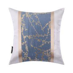 红空间布梵现代中式样板房酒店沙发抱枕古典提花腰封抱枕装饰枕