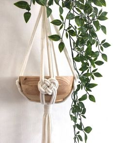Macrame Plant Hanger Patterns, Macrame Plant Hangers, Macrame Patterns, Macrame Hanging Planter, Macrame Plant Holder, Plant Holders, Macrame Supplies, Macrame Projects, Macrame Design