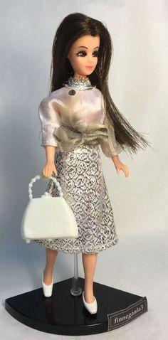 Vintage Topper Dawn Doll Angie/K10 In Vintage Dawn Size Fashion w/Accessories