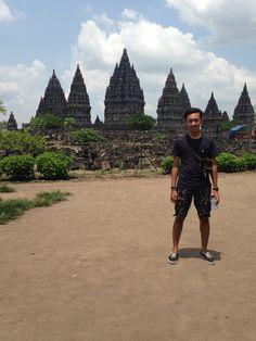 Candi Prambanan, Yogyakarta, Jawa Tengah - Indonesia
