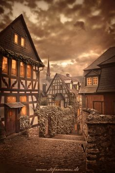 Medieval Village, Limburg, Germany photo via anastasia by Tuatha