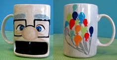 Carl from Up! by The Pottery Stop Gallery!, via Flickr