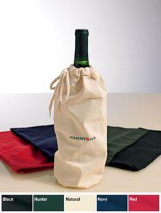 Port & Company Corporate Promotional Wine Bag $3.48 #picnic #wine