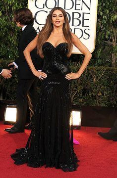 Sofia Vergara --dress