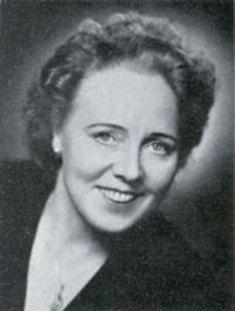 #7dic #1906 #Gevelsberg nace Elizabeth Höngen, mezzosoprano alemana