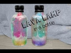 How To Make A Homemade Lava Lamp Fascinating Lava Lamps Make Mini Ones For Pendants  Stocking Stuffers Diy Decorating Design