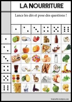 FLE / jeu / vocabulaire / de