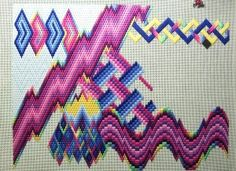 Bargello Sampler 4-8