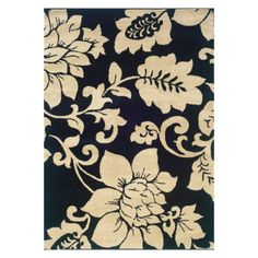Or maybe this rug for the kitchen table?