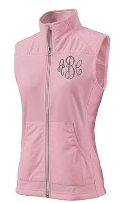 43b199c50d1206 Light Pink Breeze Vest www.thepreppypair.com Blush Pink