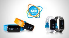 UNICEF Kid Power Wearable Fitness Activity Tracker Gift Guide 2015 Best Wearables For Kids