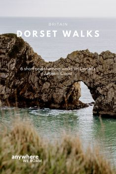 The Jurassic Coast is packed with natural arches, limestone stacks, towering cliffs and local pubs. Here's our pick of the 6 best clifftop walks in Dorset to help you see the best of it. Ireland Vacation, Ireland Travel, Galway Ireland, Cork Ireland, Dorset Travel, Instagram Inspiration, Travel Inspiration, Lulworth Cove, South West Coast Path