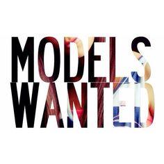 #letsshoot #modelswanted