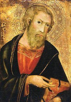 [Renaissance] Andrea di Bartolo - San Paolo - Collezione privata