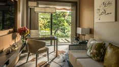 Four Seasons Hotel Kyoto Painted Furniture, Luxury Accommodation, Hotel Suites, Luxurious Bedrooms, Luxury Interior, Hotel Suite Luxury, Four Seasons, Luxury Hotel Room, Home Decor