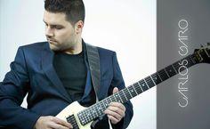 """#ENTREVISTA a Carlos Garo: """"El nuevo álbum contendrá los solos de guitarra más virtuosos de toda mi carrera"""" -> http://rvwsna.co/2gvEVu8"""