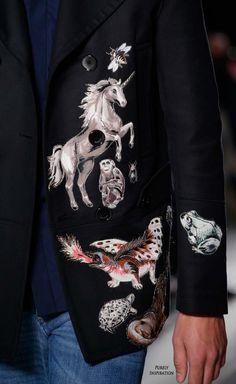 Valentino SS2016 Men's Fashion | Purely Inspiration