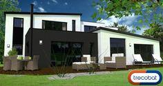 Projetez-vous dans votre future maison grâce aux avants-projets de Trecobat. www.trecobat.fr