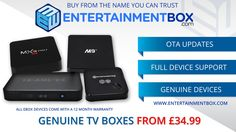 Compare Smart TV Boxes Android Windows OS - www.entertainment...