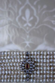 Pearls never go out of fashion. Head to The Leela Palace New Delhi for a wonderful trunk show highlighting this royal bead: http://www.luxuryfacts.com/index.php/sections/article/3991