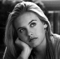 (Okay, last one!) Alicia Silverstone | hair